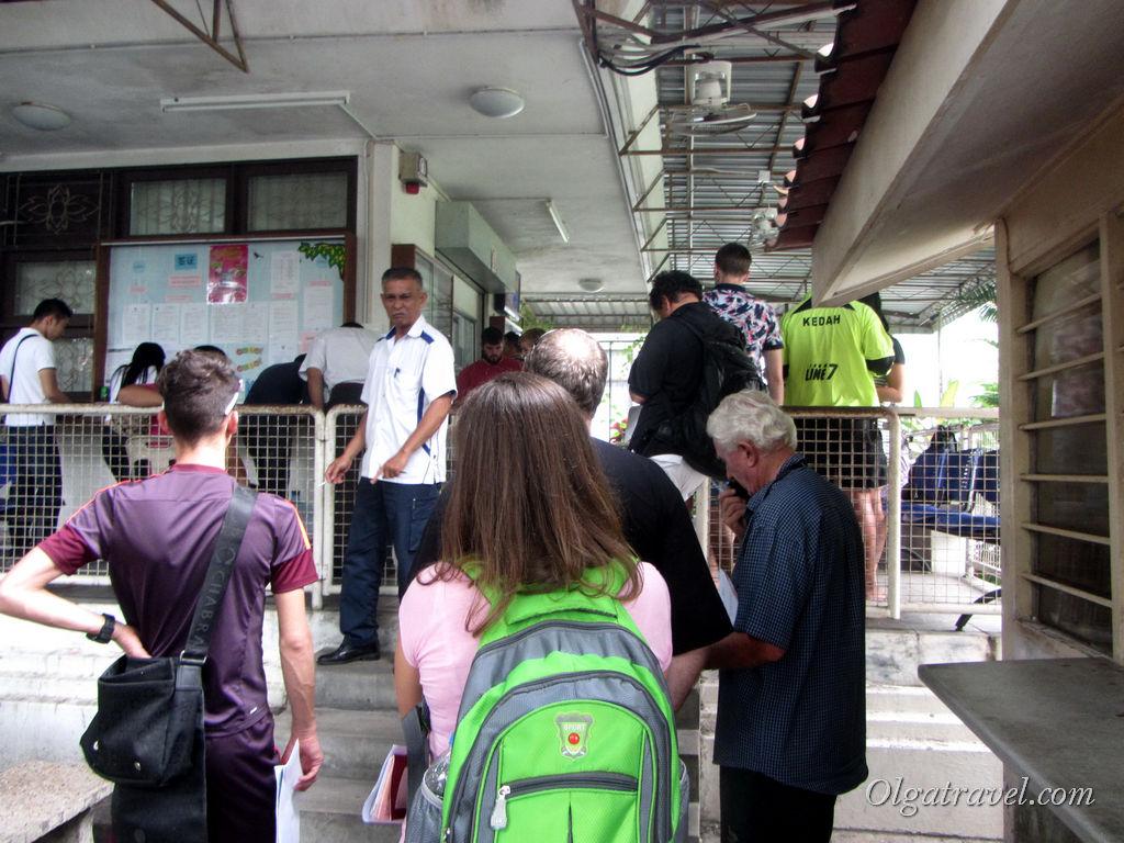 посольство Таиланда Пенанг