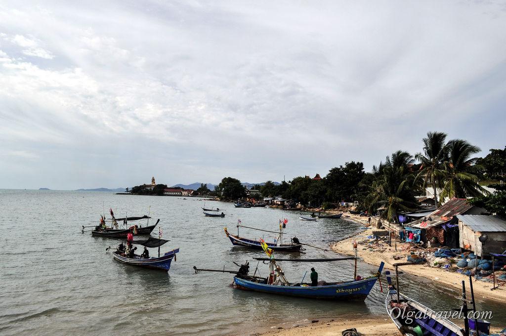 пляж Биг Будда Самуи