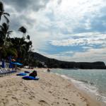 Пляж Банг Рак на Самуи