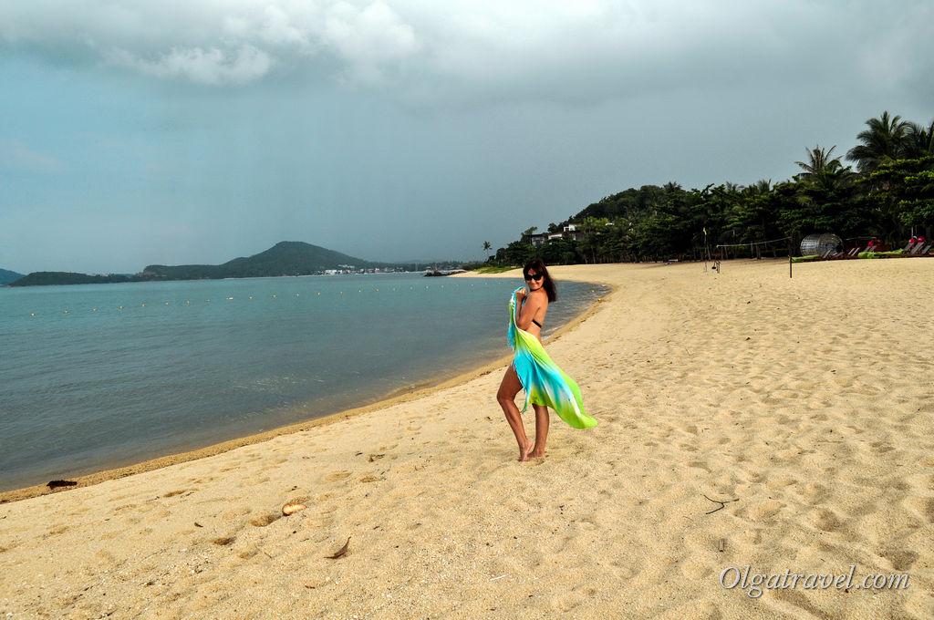 пляж Самуи W