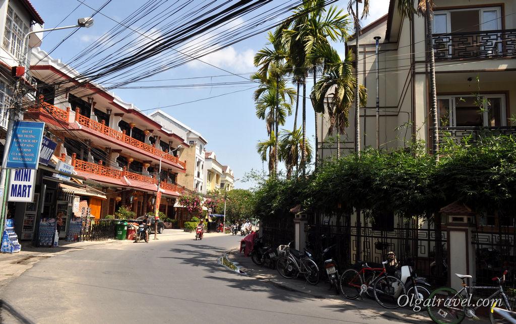 Thanh Binh III отель Хойан