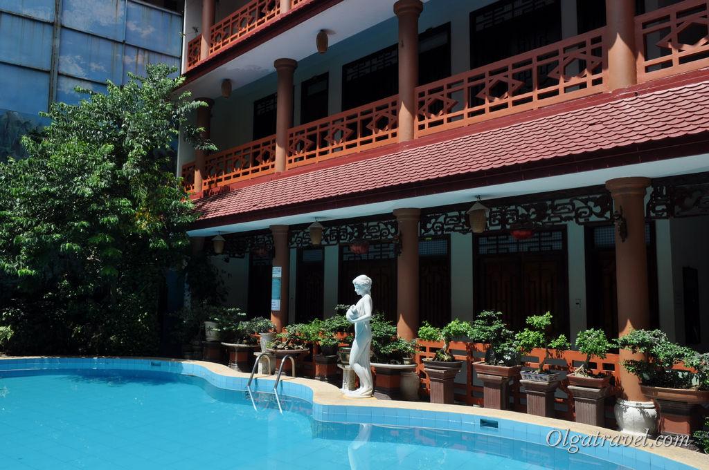 Хойан отель