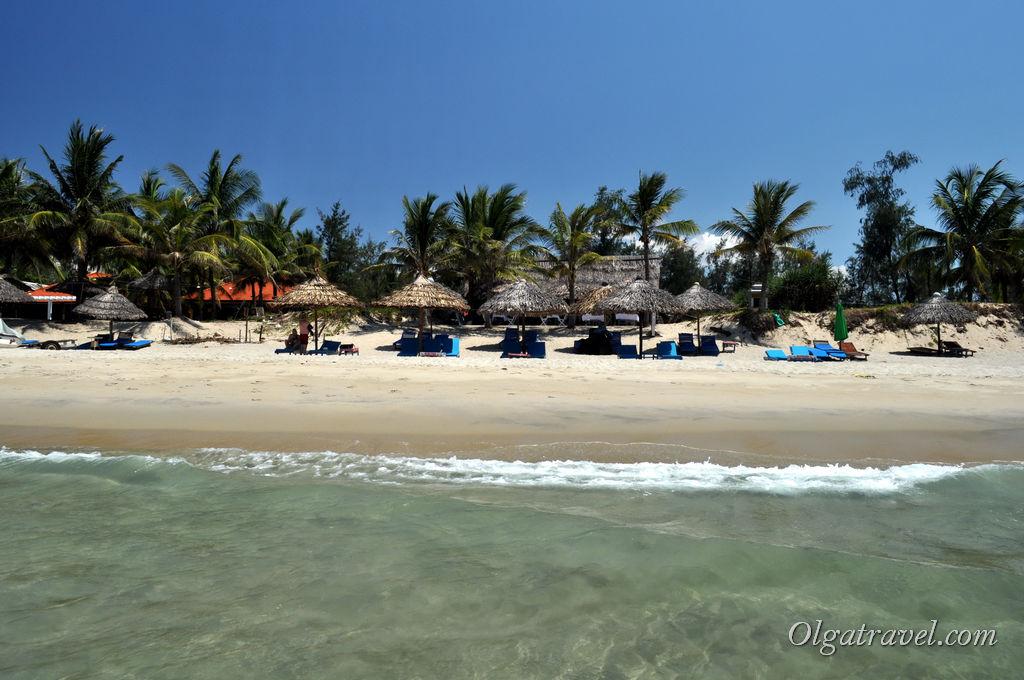 пляжи Хоайна