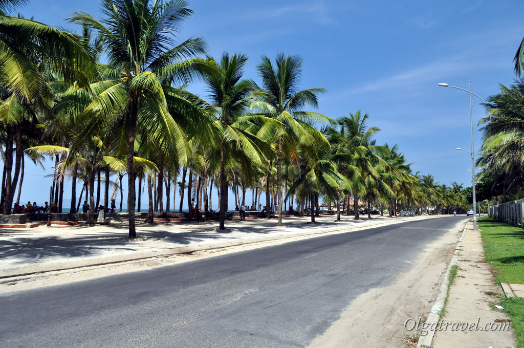 пляжи Хайана