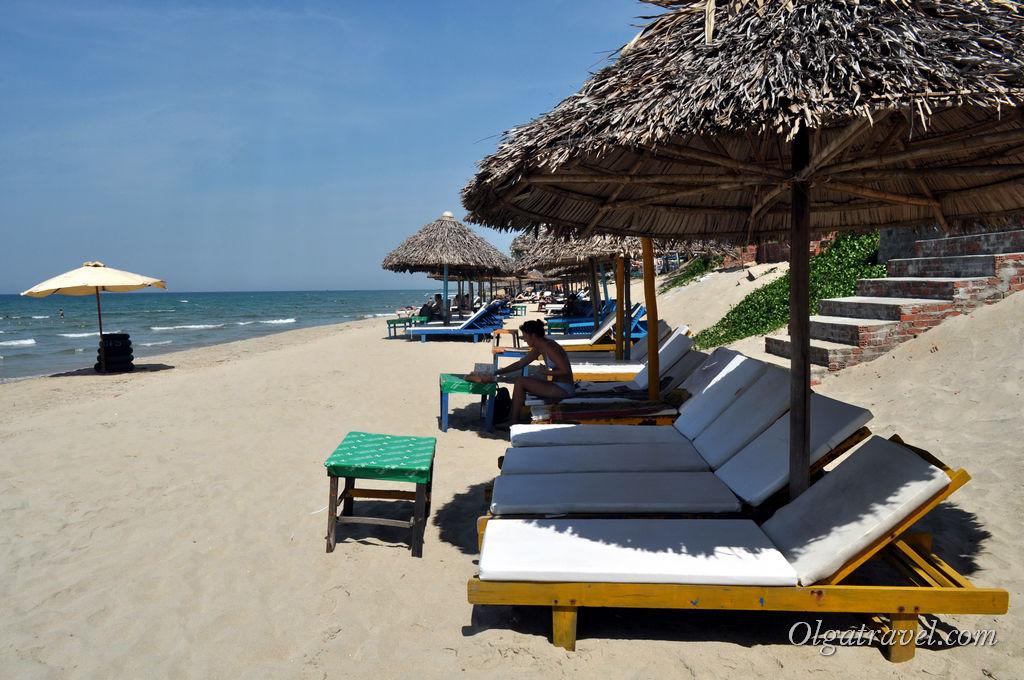 пляжи Хойана