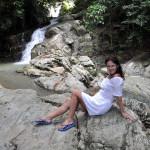 Где покупаться в водопаде на Самуи? Водопад Кхун Си
