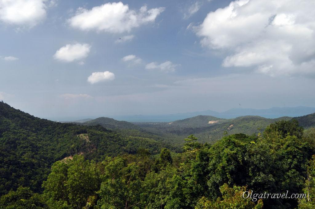 Самуи горы
