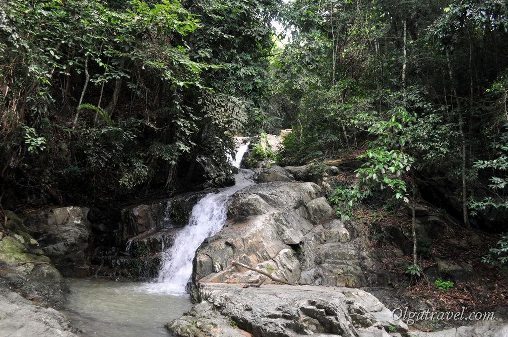 водопад Кхун Си