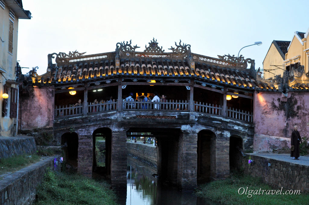 Японский мост Хойан