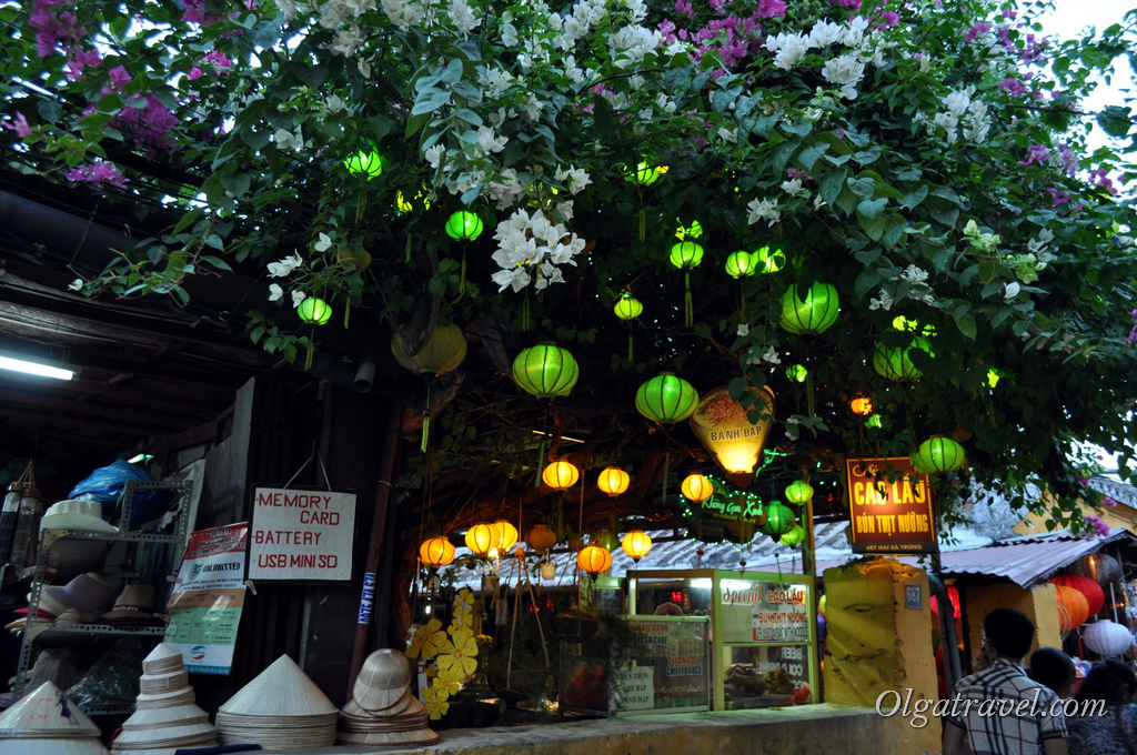 город Хойан Вьетнам