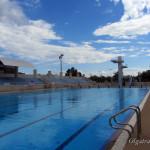 Большой бассейн в Чианг Мае на территории спорткомплекса 700-летия