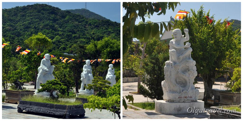 Дананг храм Будда
