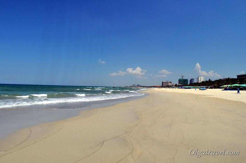 Китайский пляж Дананг