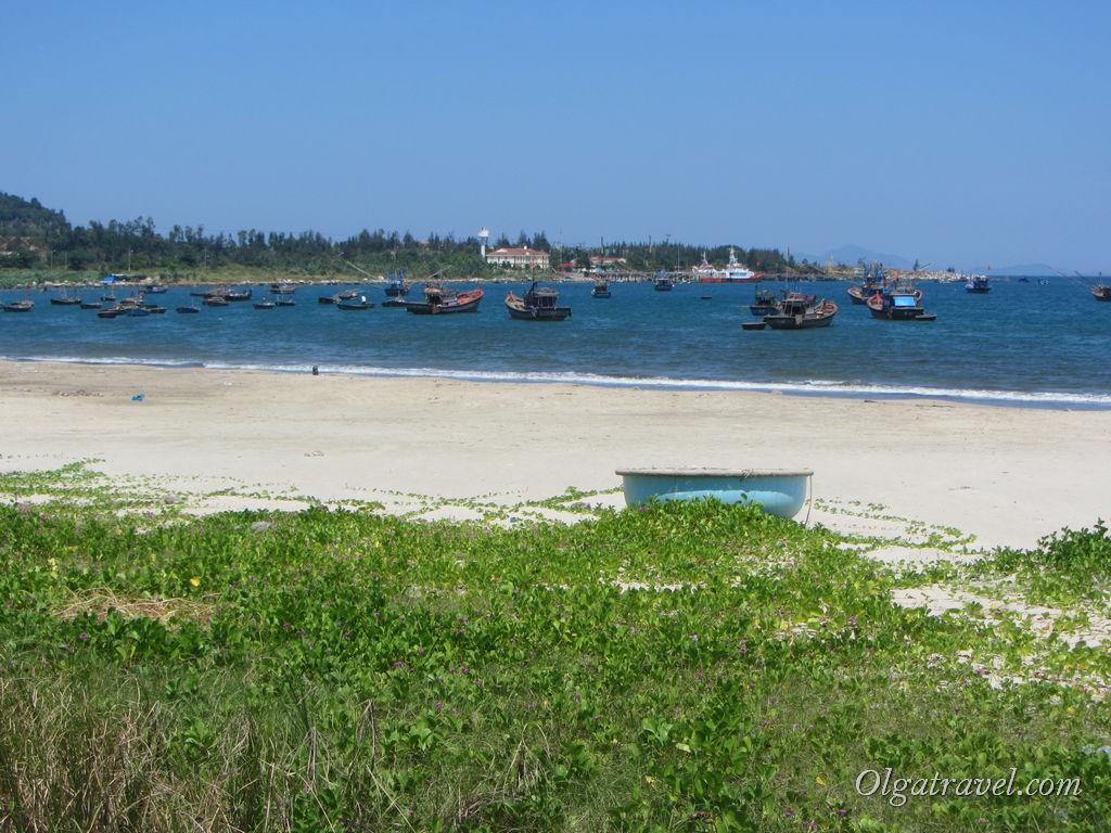 Дананг пляж