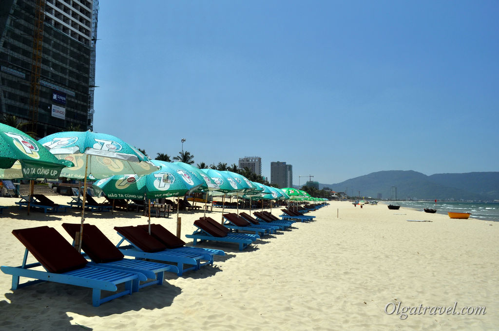 пляж Дананг