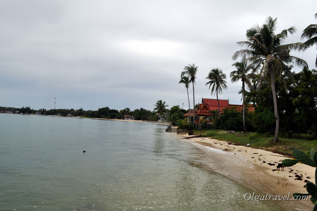 пляж Бан Тай Панган