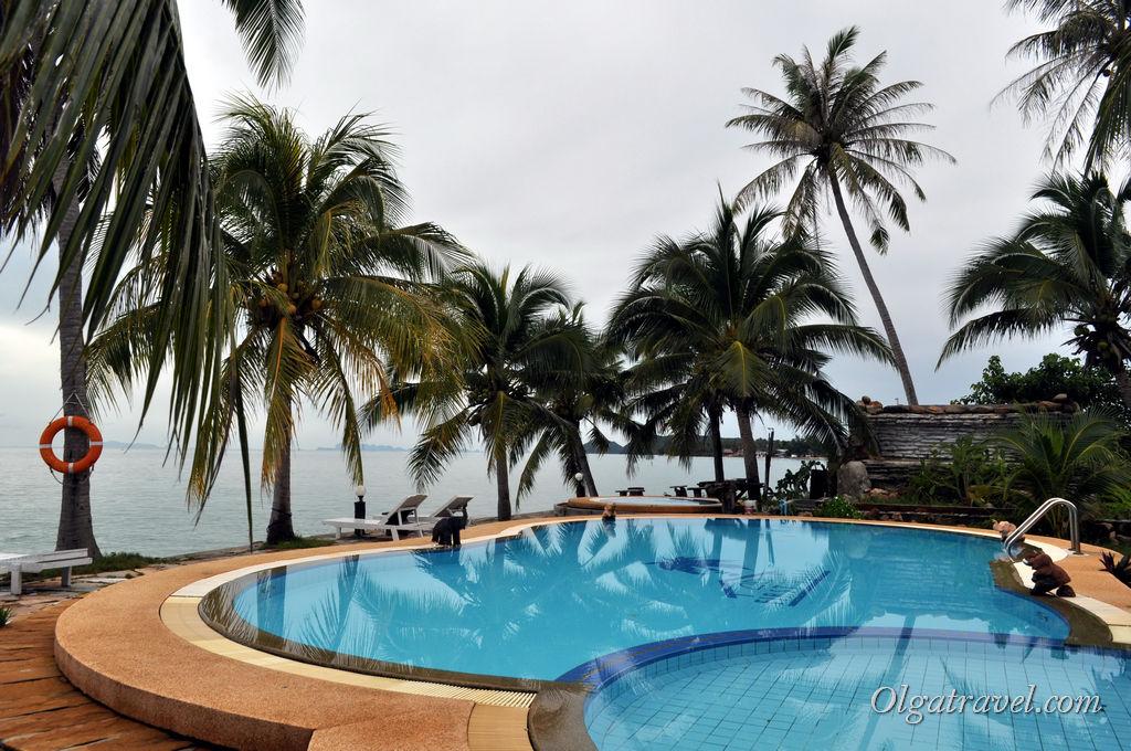 First Villa Панган отель