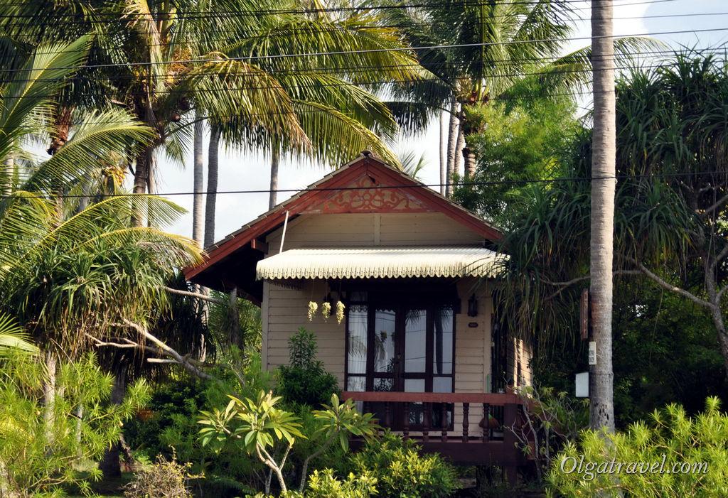 дом на пляже Бан Тай