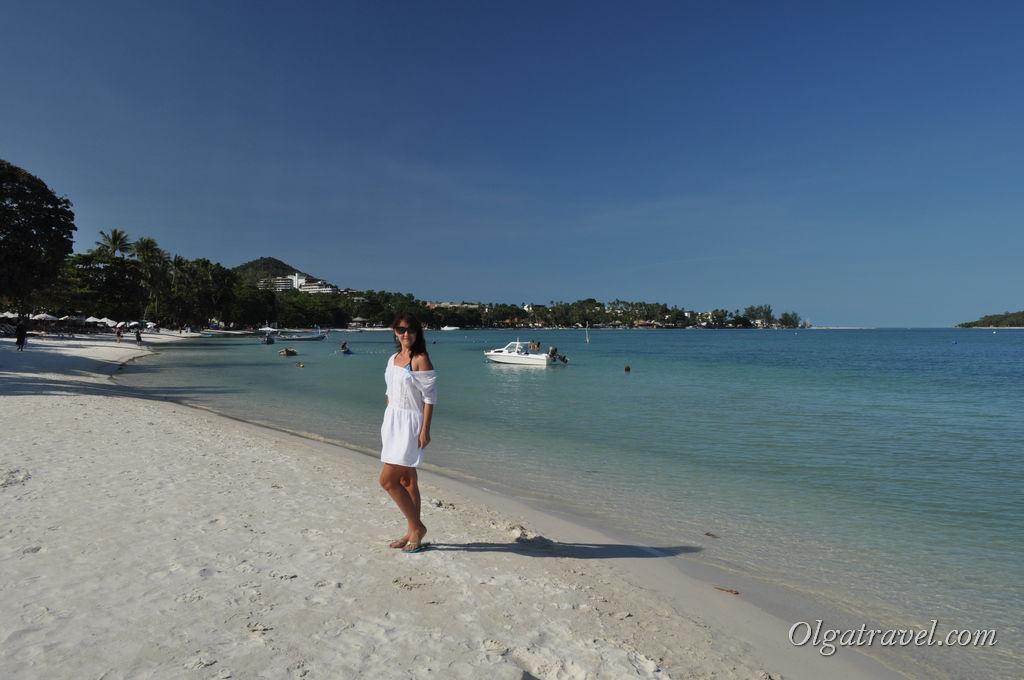 Самуи пляж