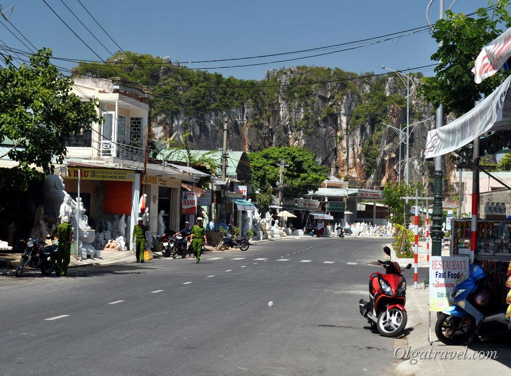 мраморные горы вьетнам