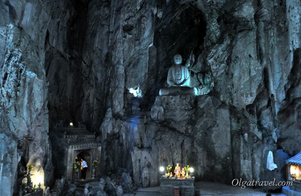 пещера мраморных гор