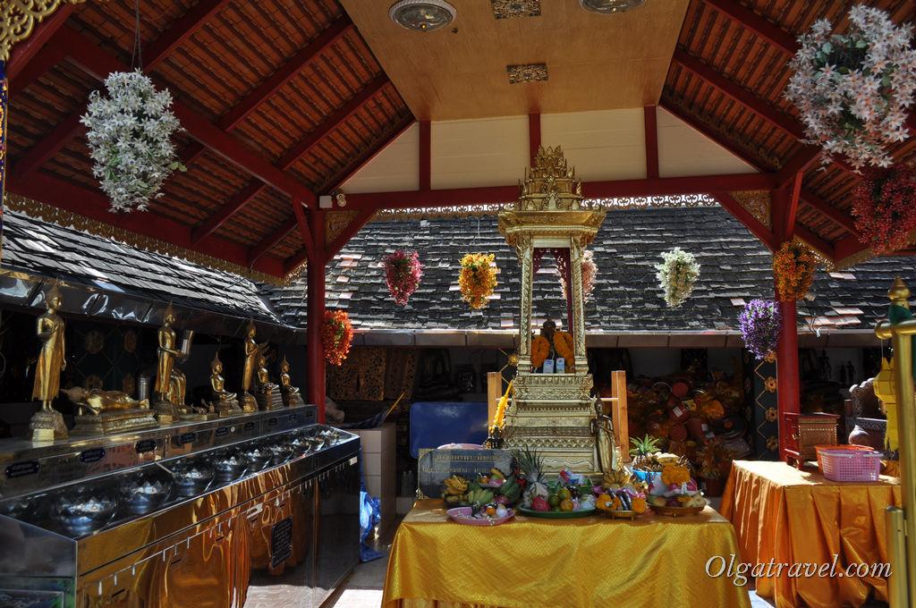 Храм в Чианг Мае
