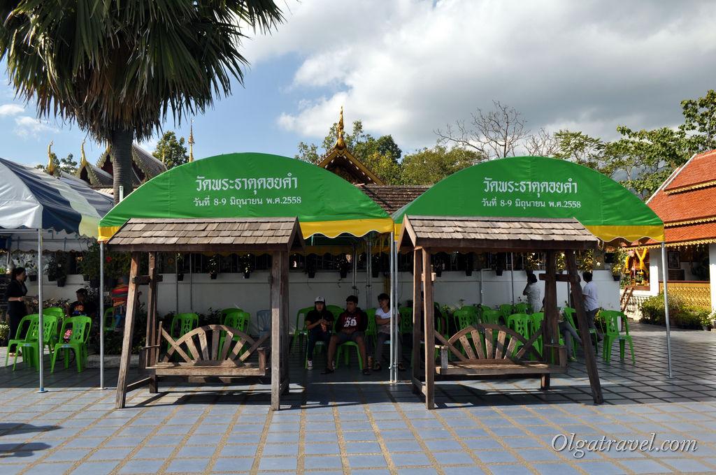 Храм Дой Кхам