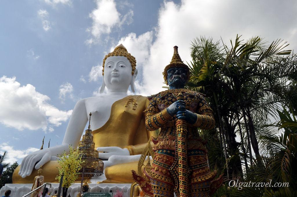 Большой Будда Чианг Май