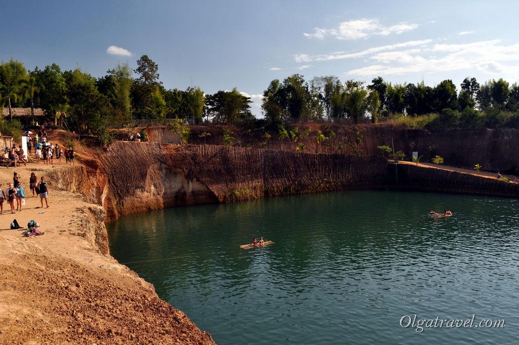 каньон в Чианг Мае
