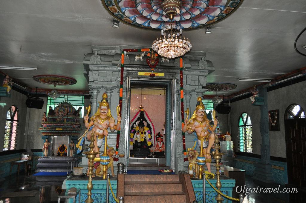 Пенанг индуистский храм