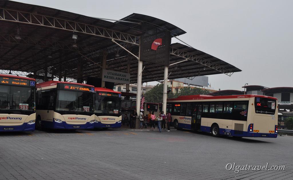 Weld Quay Bus Terminal