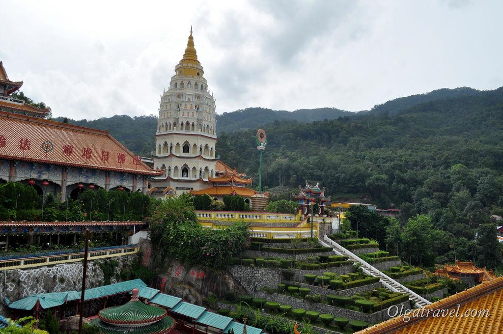 Пенанг храм