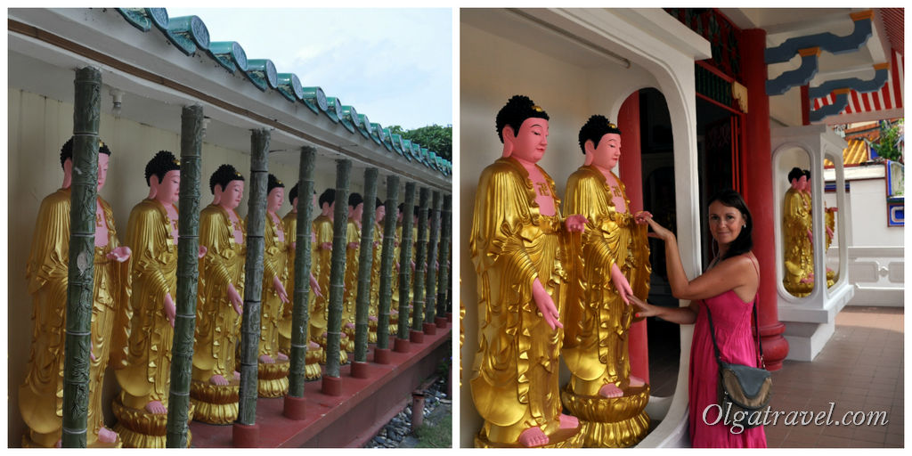 Кек Лок Си, Пенанг