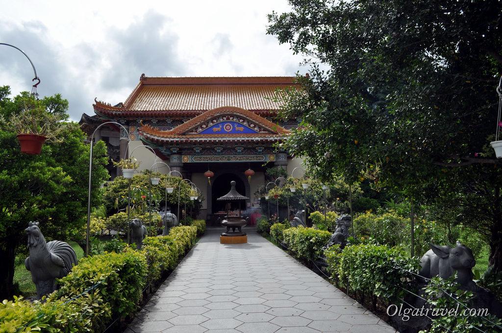 Храм Пенанг