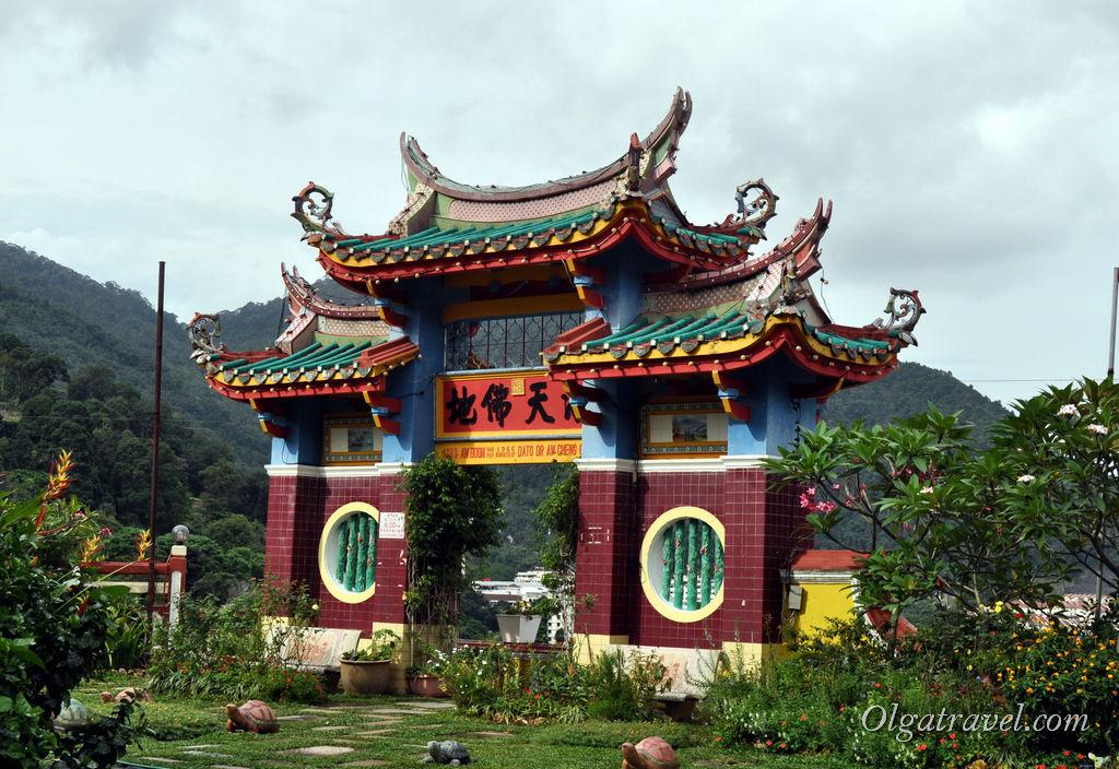 Кек Лок Си Храм