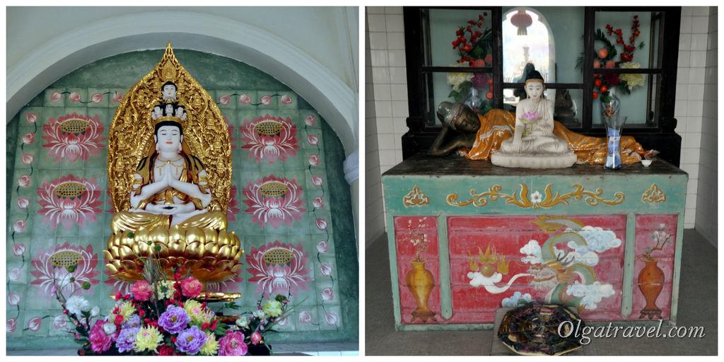 Пагода Дести Тысяч Будд Пенанг