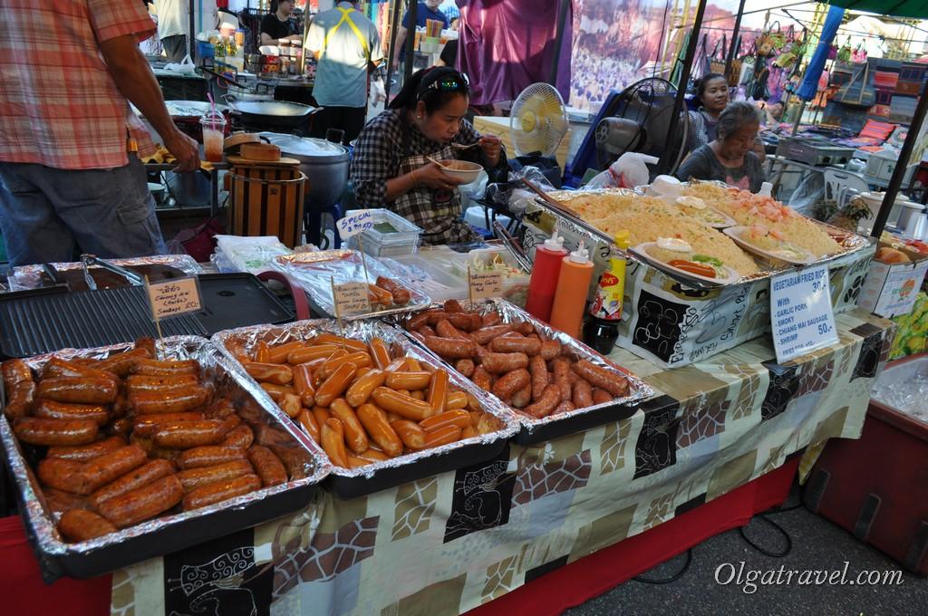 Чианг Май еда