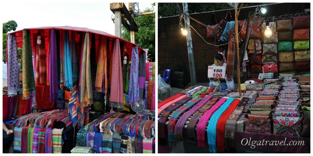 рынок Чианг Май
