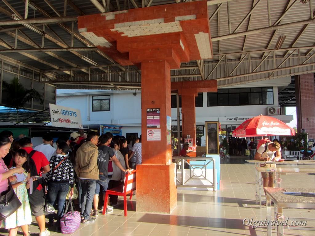 Лаос Таиланд