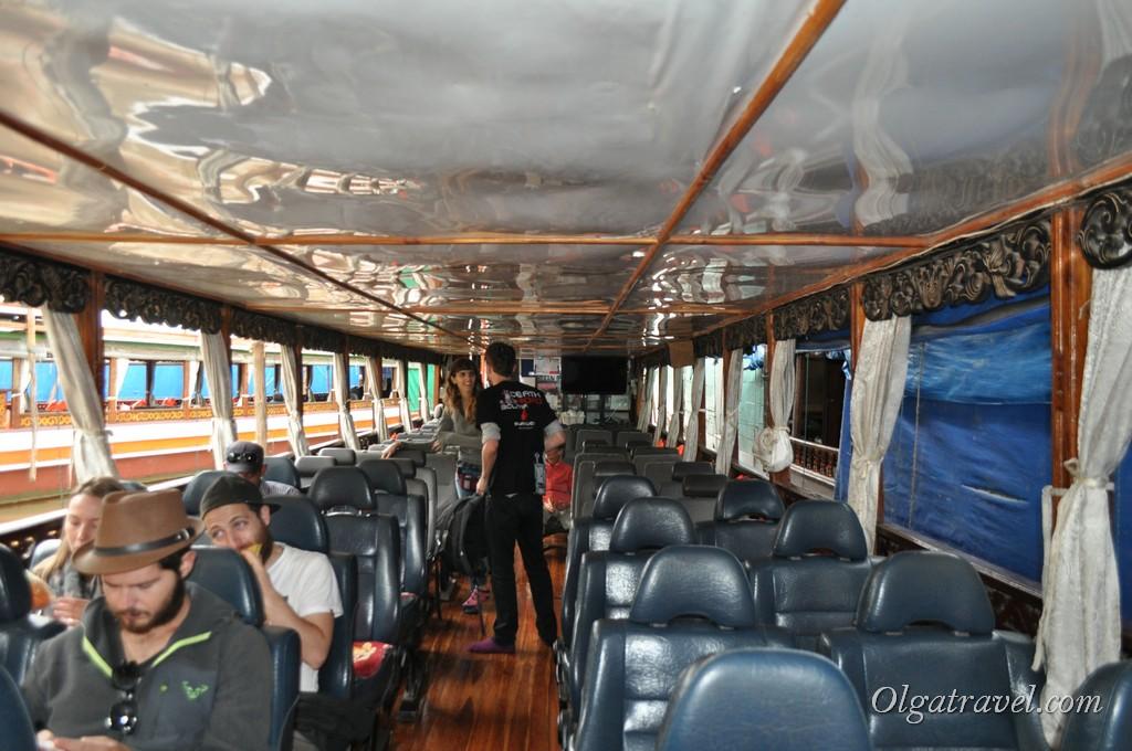 лодка по Меконгу