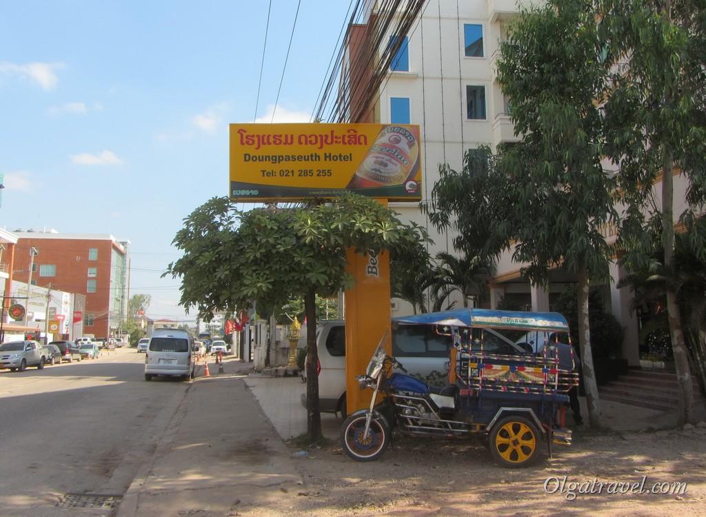 тайская виза в Лаосе