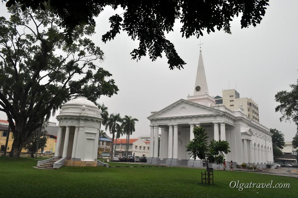 Церковь Святого Георга Пенанг