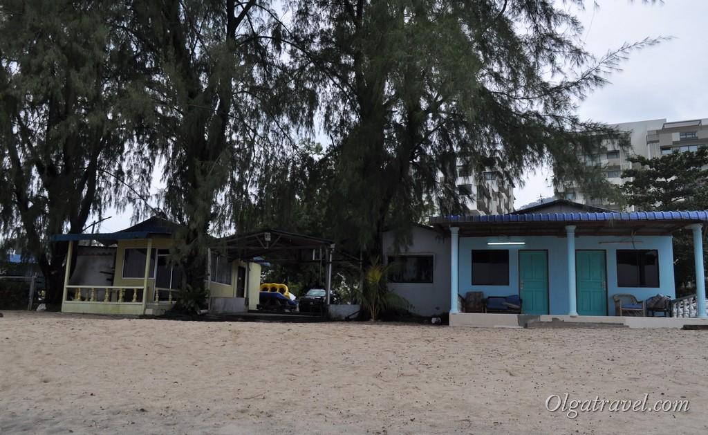Бату Ферринги пляж Пенанг