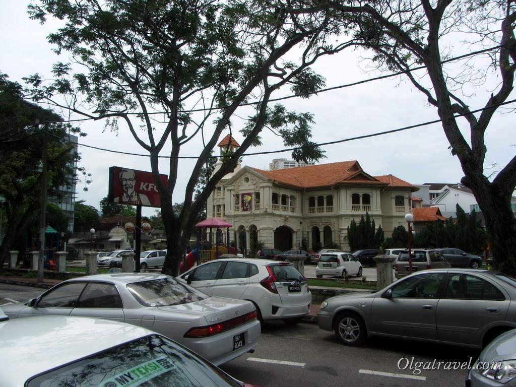 остров Пенанг Малайзия