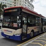 Транспорт на Пенанге. На чем перемещаться по острову