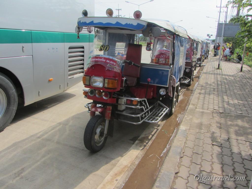 как добраться в Лаос