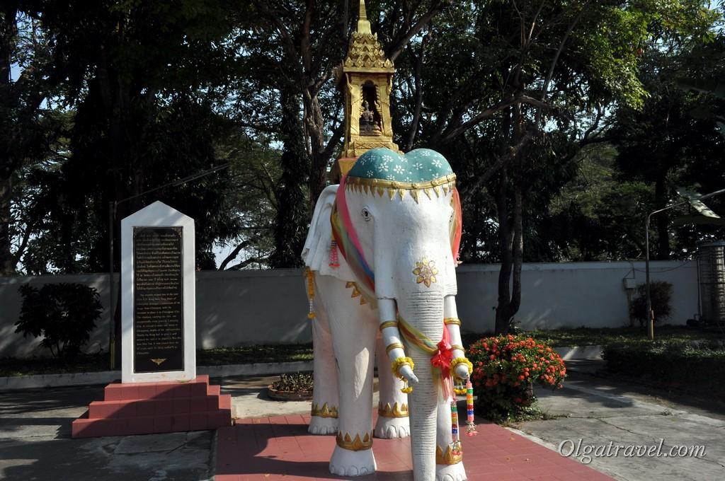 Лампанг слон