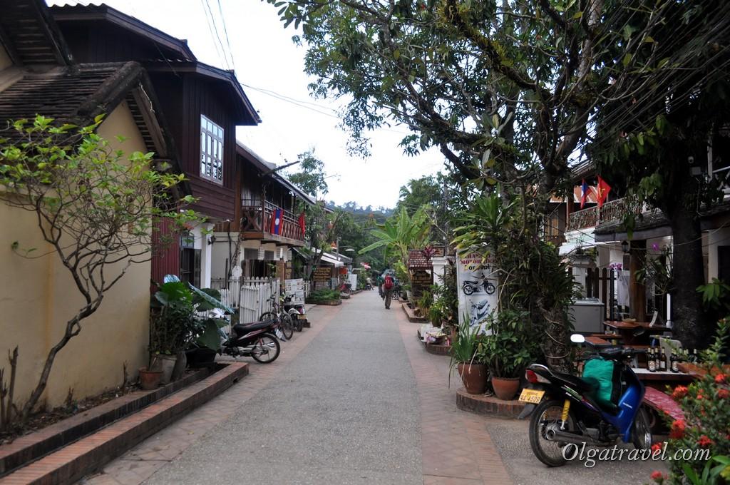 Луанг Прабанг Лаос