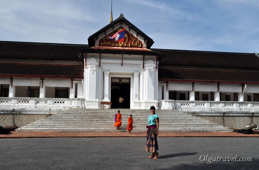 королевский дворец Луанг Прабанг