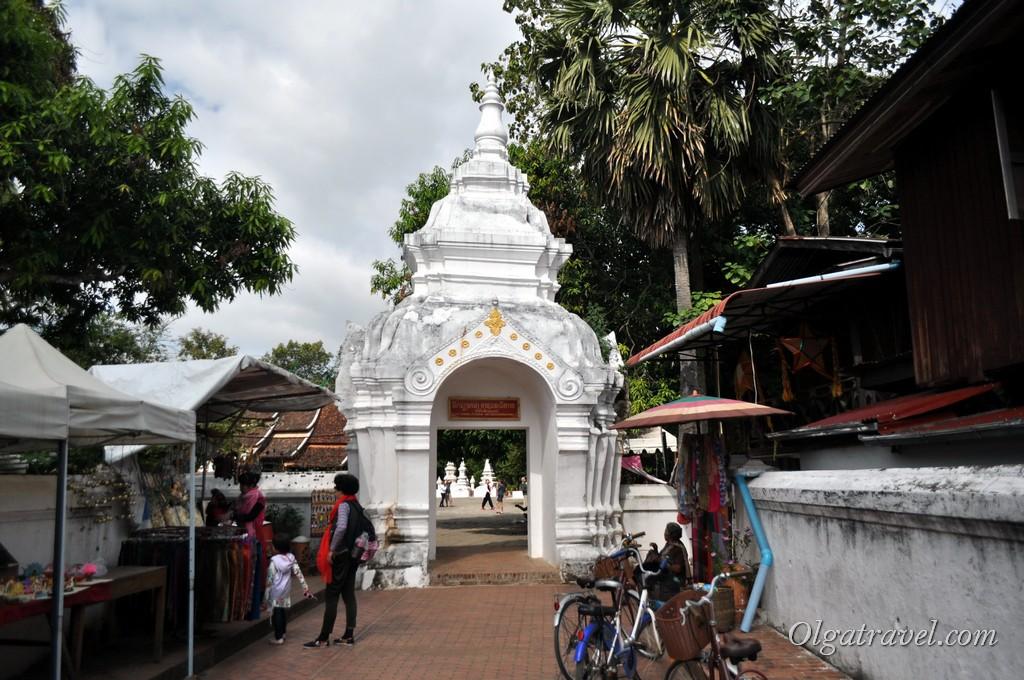 Ват Сиенг Тхонг Лаос